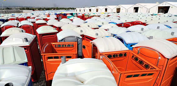 Champion Portable Toilets in Seguin,  TX